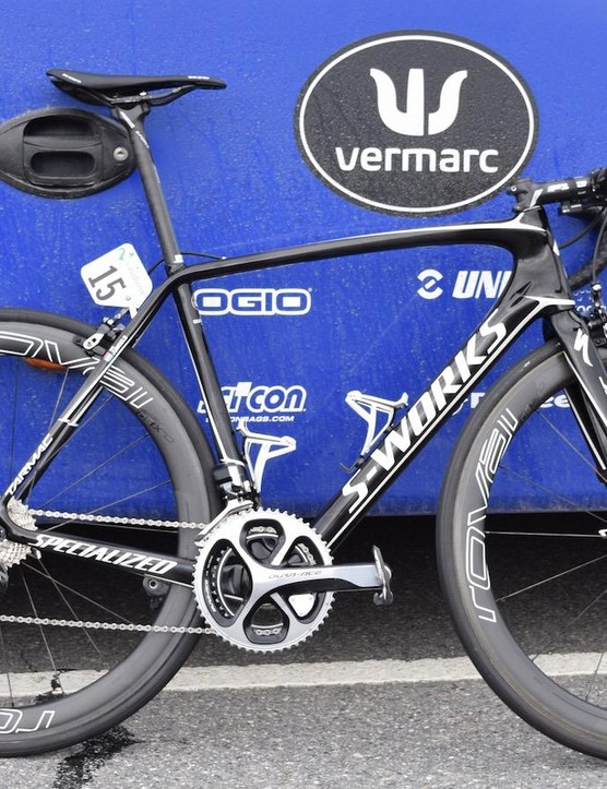 Bob Jungels' Specialized S-Works Tarmac