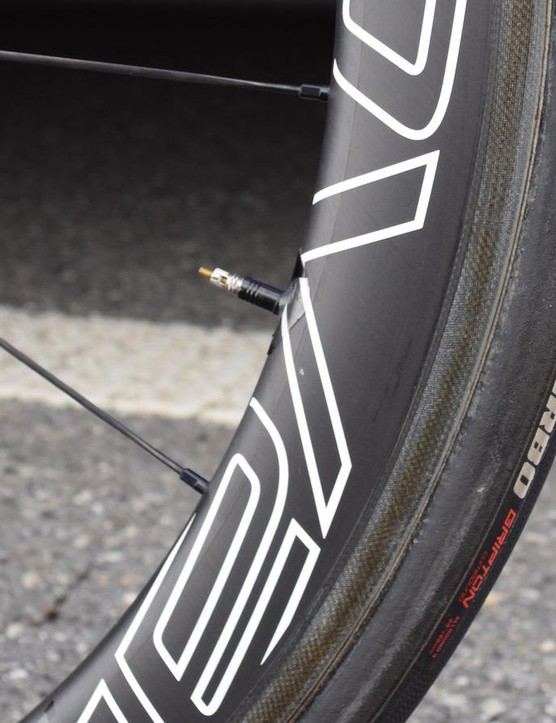 26mm S-Works Turbo tubular tyres for Jungels
