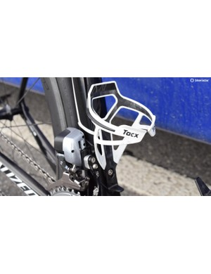 Tacx Deva bottle cages for the Quick-Step Floors team
