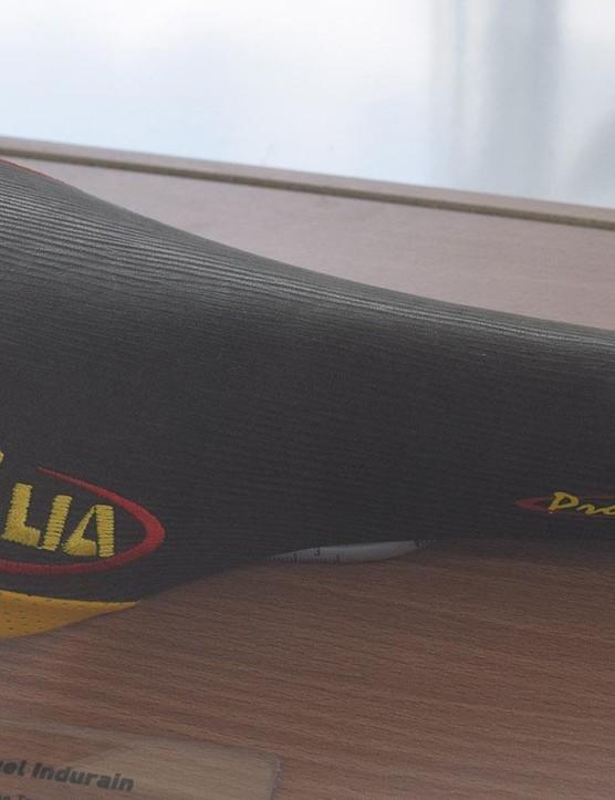 Miguel Indurain's Selle Italia Turbo Pro Team