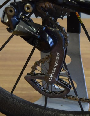 Romain Bardet recently used the derailleur upgrade at the Tour de France