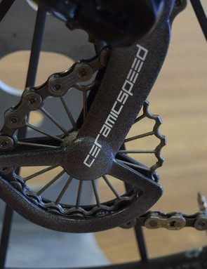 A closer look at the CeramicSpeed OSPW system