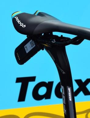 Prologo produces custom saddles for Astana and Bahrain-Merida in team colours