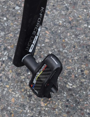 Look Keo Blade Carbon pedals for Astana