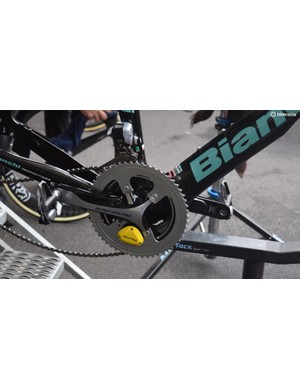 More non-consumer special chainrings on show at LottoNL-Jumbo
