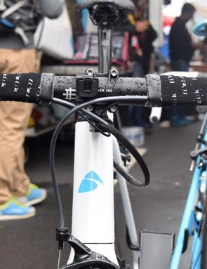 The front profile shot of Bardet's Factor O2