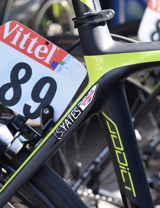 A look at the Addict seat cluster