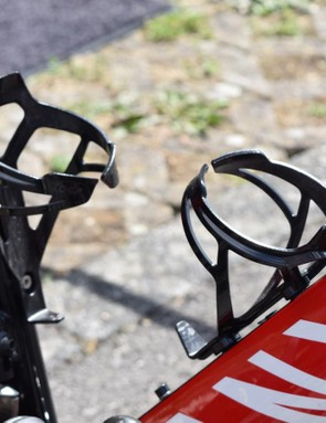 Katusha-Alpecin pair their Canyons with Tacx Deva bottle cages