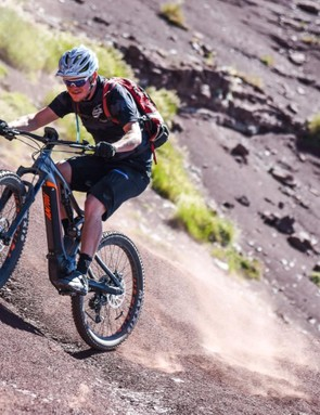 The Maxxis High Roller and Rekon tyres offer excellent levels of grip