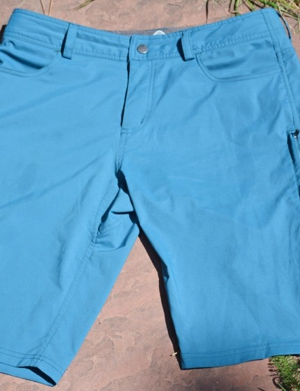 Club Ride's Mountain Surf shorts can do social settings just as easily as they can ride trail