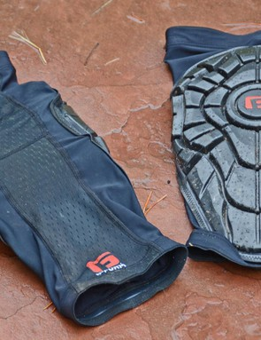 G-Form's Elite knee pads have more padding and coverage than its common Pro-X pads