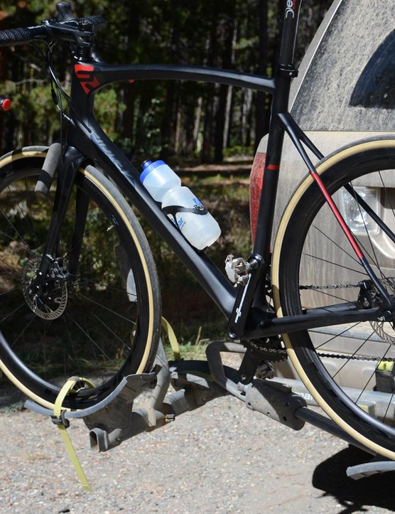 Road to fat, 29+ to 20-inch kids', all bikes are fair game with Swagman's Sitkka 2 rack