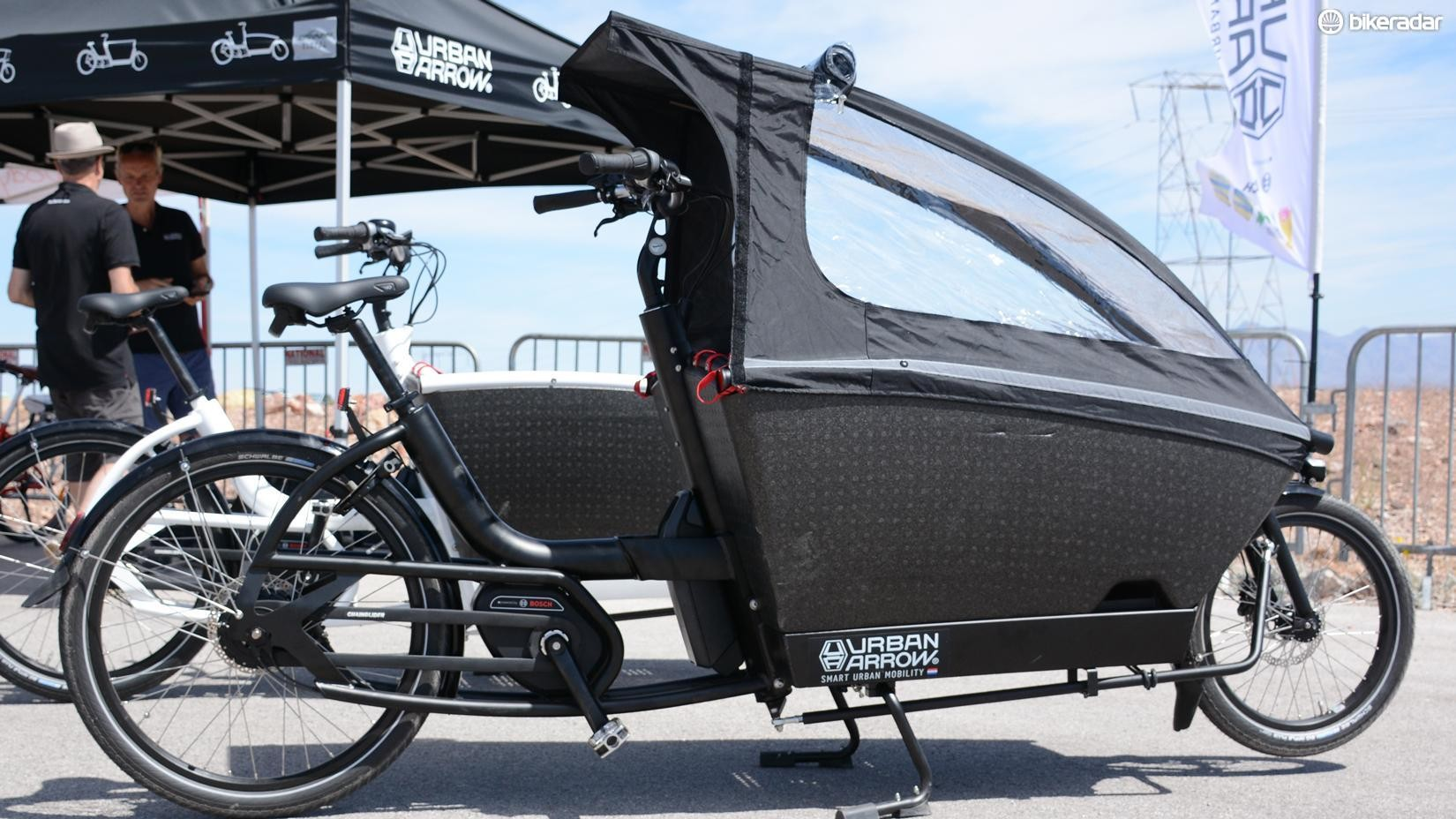 Urban Arrow's cargo bikes could replace your daily driver