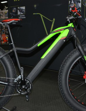 Fat bikes are a smart application of electric motors