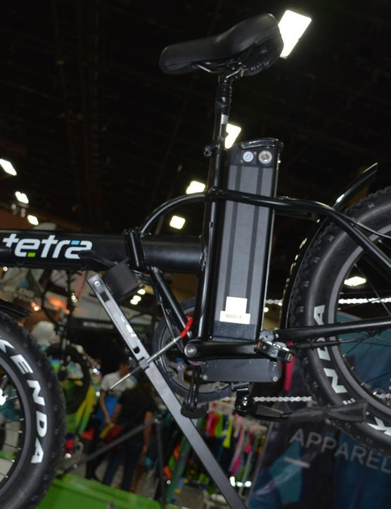 How many niches can you hit? Folding, fat, electric, mountain bike