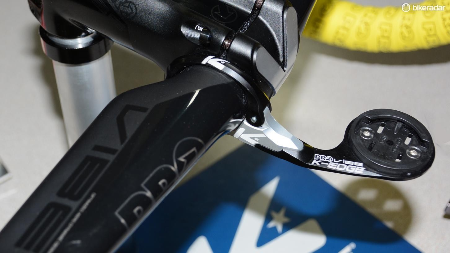 The mount will be branded PRO and sold through Shimano