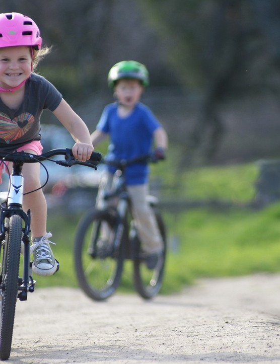 All Prevelo kids' bikes have unique components designed to work for smaller riders