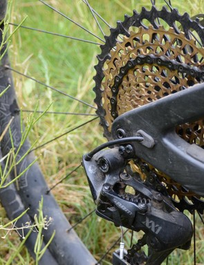 It's hard to find fault with SRAM's XX1 Eagle 12-speed components