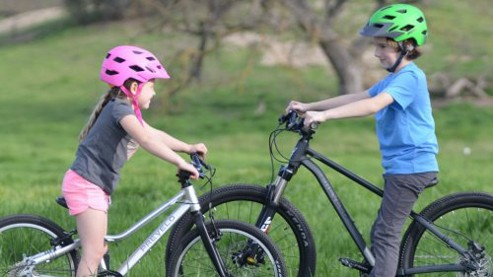 Prevelo Bikes are engineered for kids