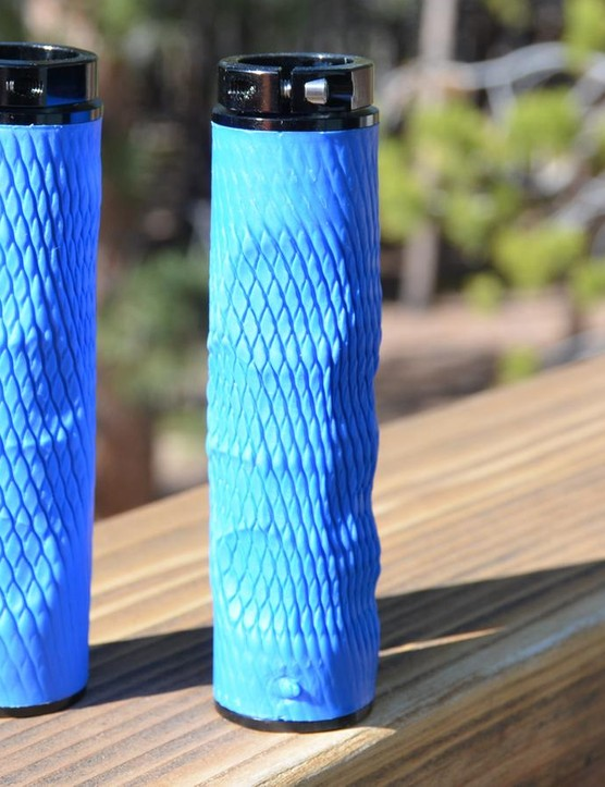 TMR Designs' Imprint grips have some lofty claims tied to the unique moldable design