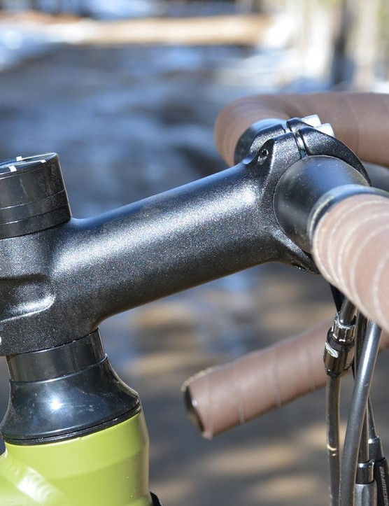 Xposure is Mongoose's house brand which supplied the stem, bars, and post