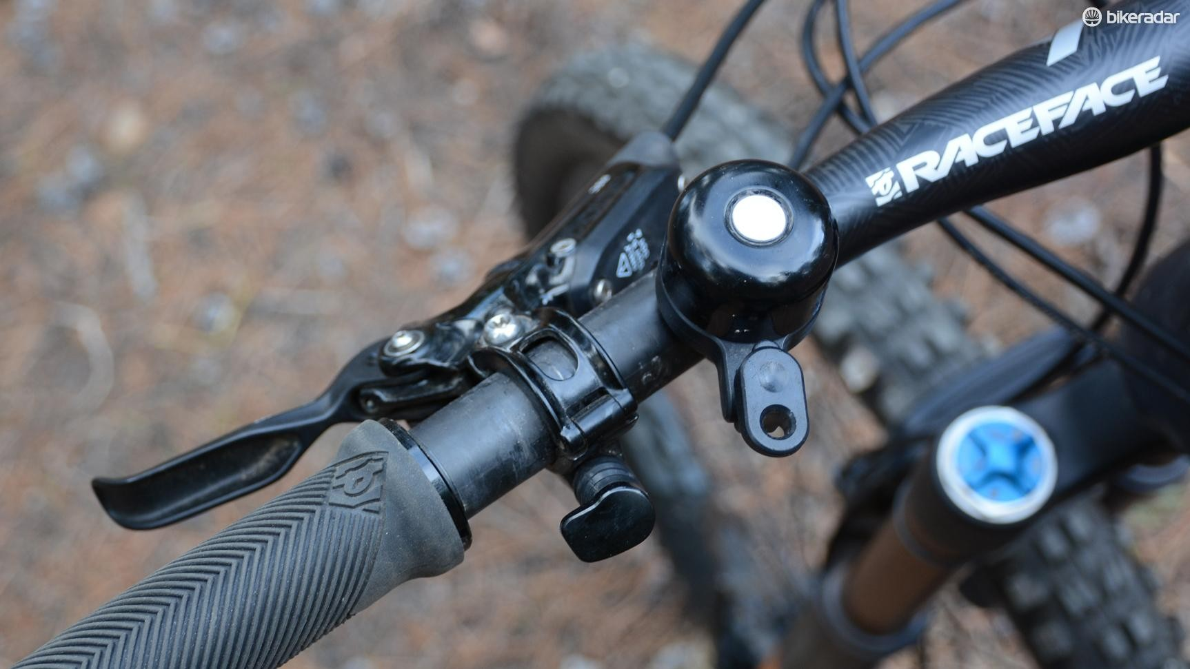 The Range came with a bell, all bikes should come with a bell
