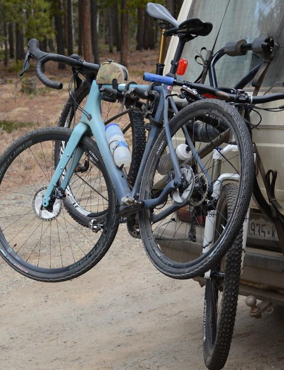There are a few compromises depending on what type of bikes you need to haul