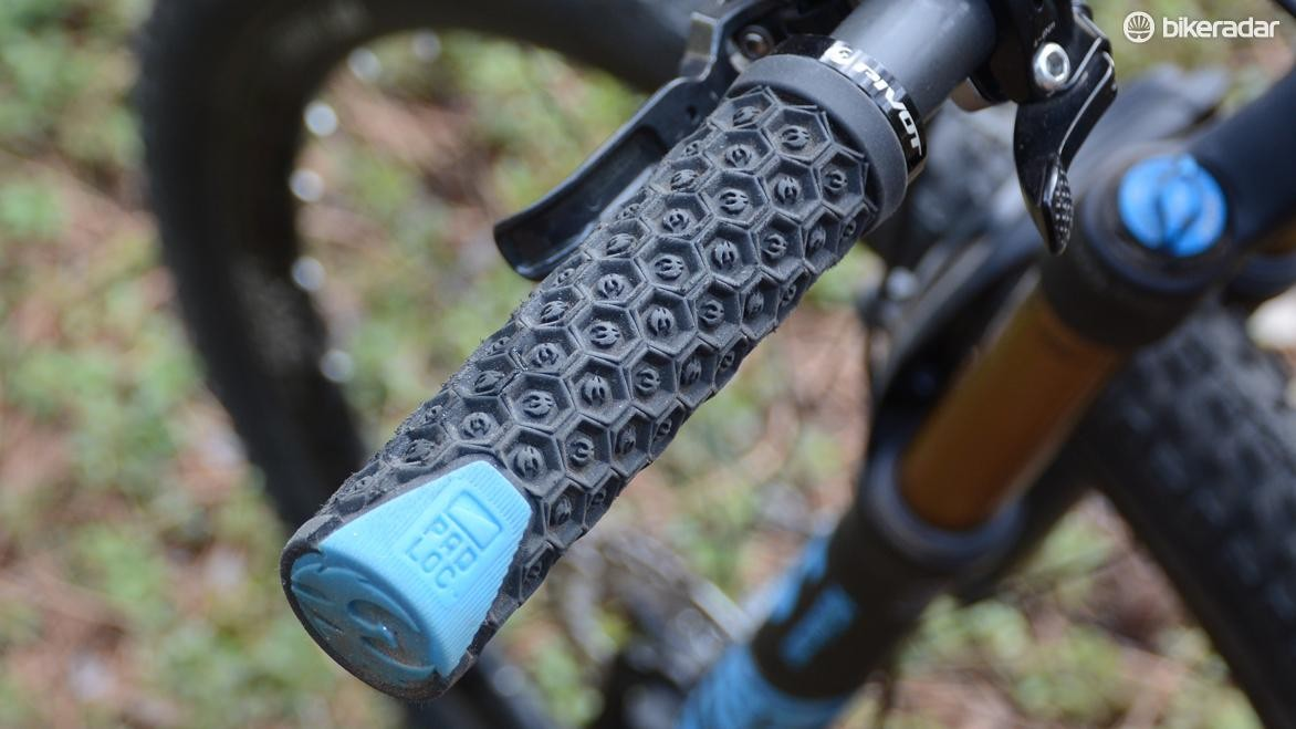 I thought WTB's PadLoc grips were a joke, until I rode them