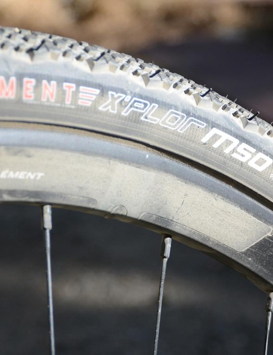 Clement tires are now branded Donnelly
