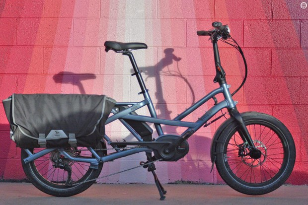 Tern's GSD is true urban utility bike that can actually replace a vehicle