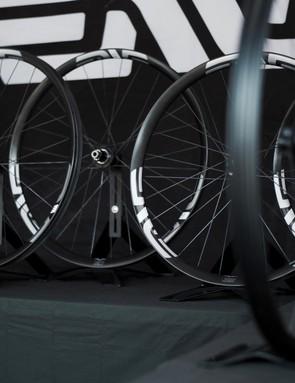 Enve's new range of wheels