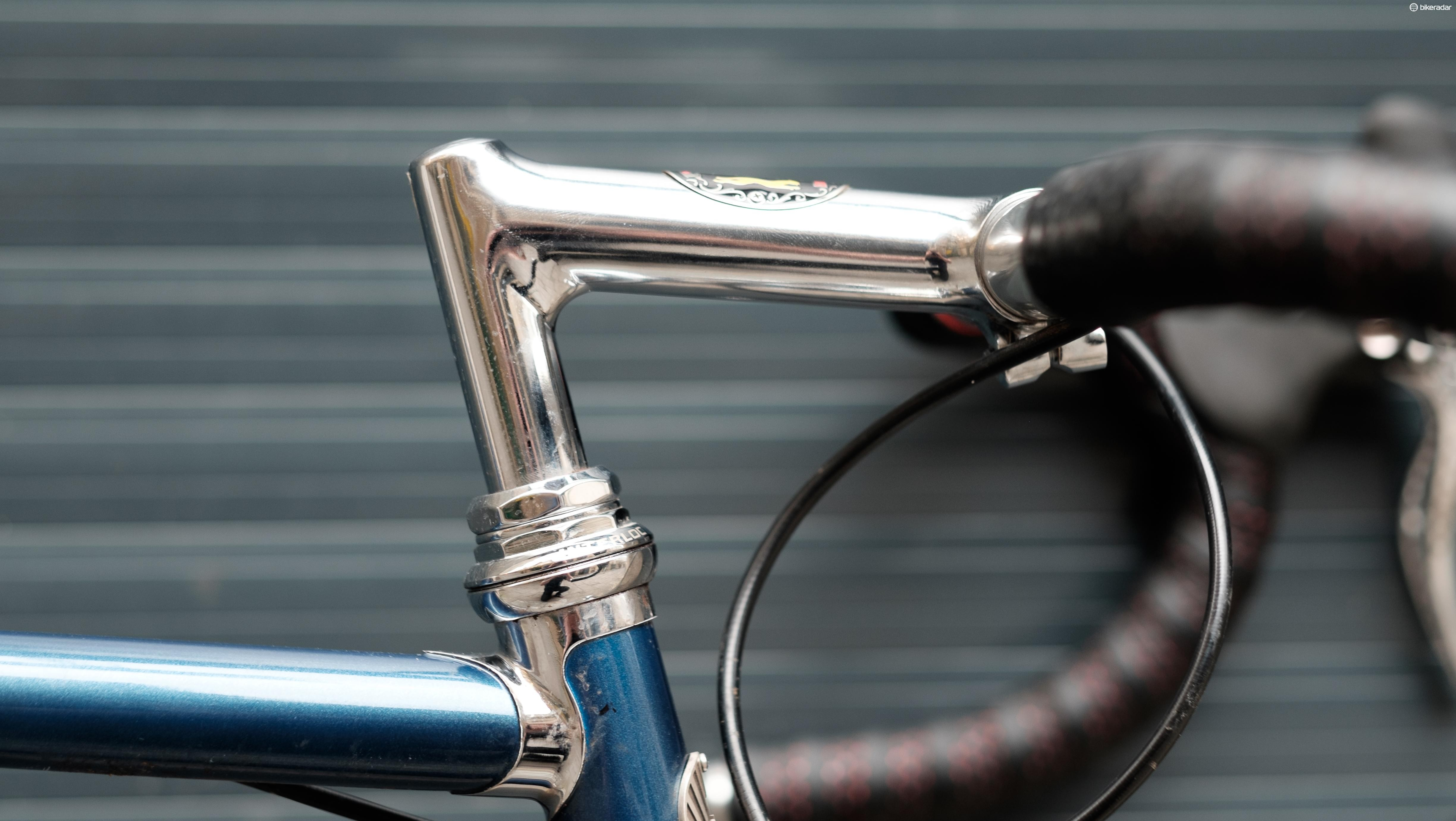 """The threaded 1"""" steerer will baffle some, but we kind of like it..."""