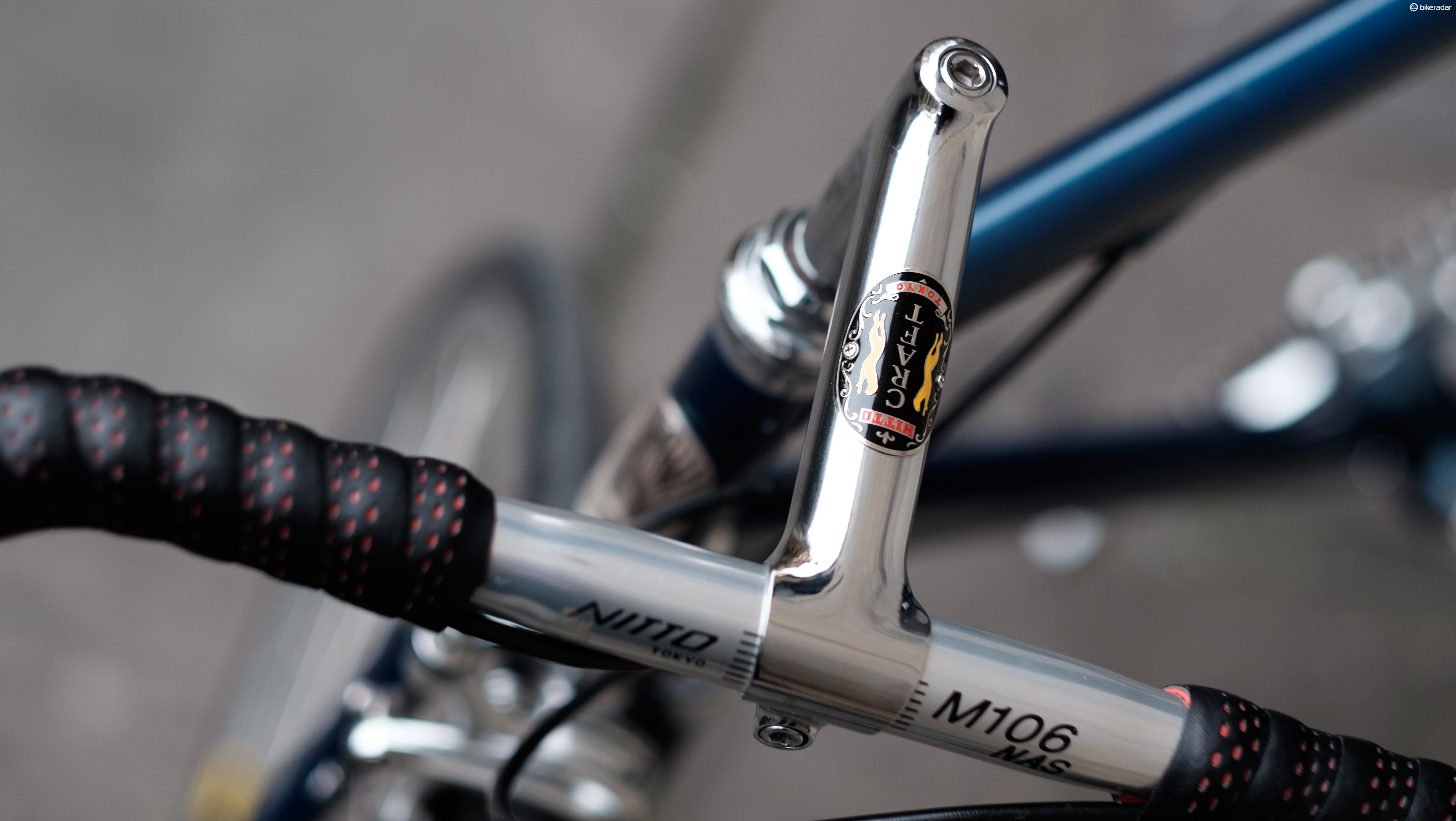 The Nitto Craft stem is as nice as they come