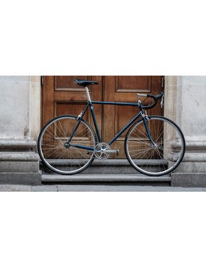 The Sonnet Track MKII is one of two bikes on offer from the new brand