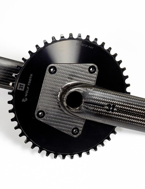 3T's first crank is anything but conventional