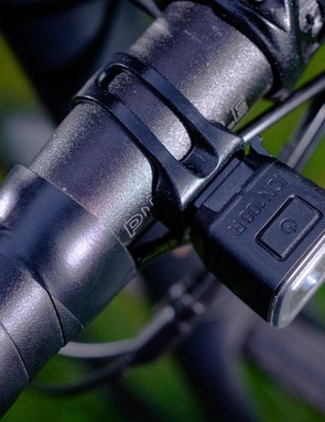 A closer look at Bontrager's Ion 100 R front light