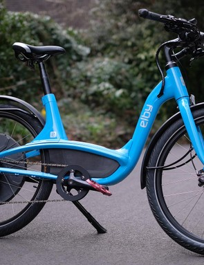 The Elby is a comfortable, convenient and fun way to travel