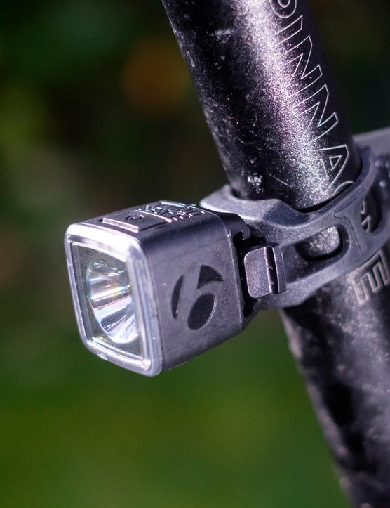 Bontrager's Flare R is also sold separately should you only be looking for a rear light
