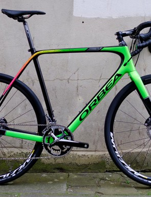 This size 58cm Orbea Terra M20-D tipped our scales at 9.2kg/20.3lbs