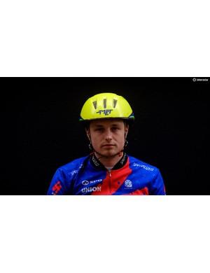 This helmet may well be older than Jack Luke himself