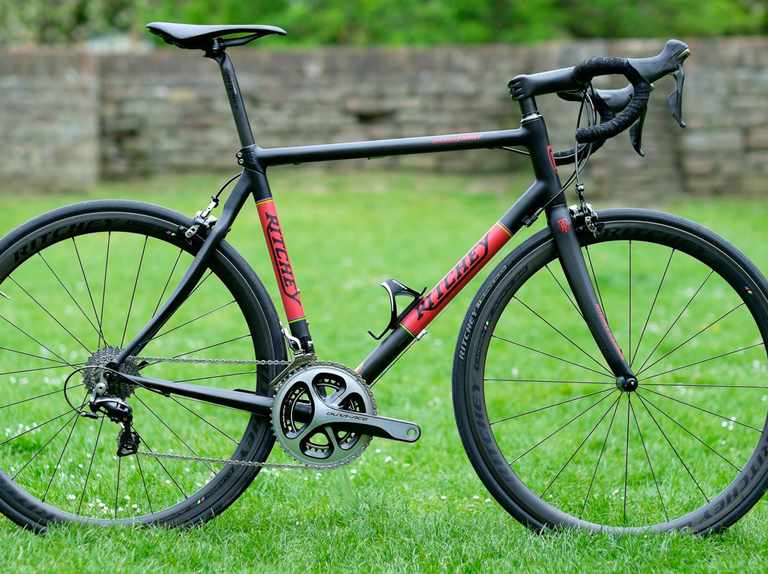 Ritchey's Carbon Break-away is perfect for the frequent flyer