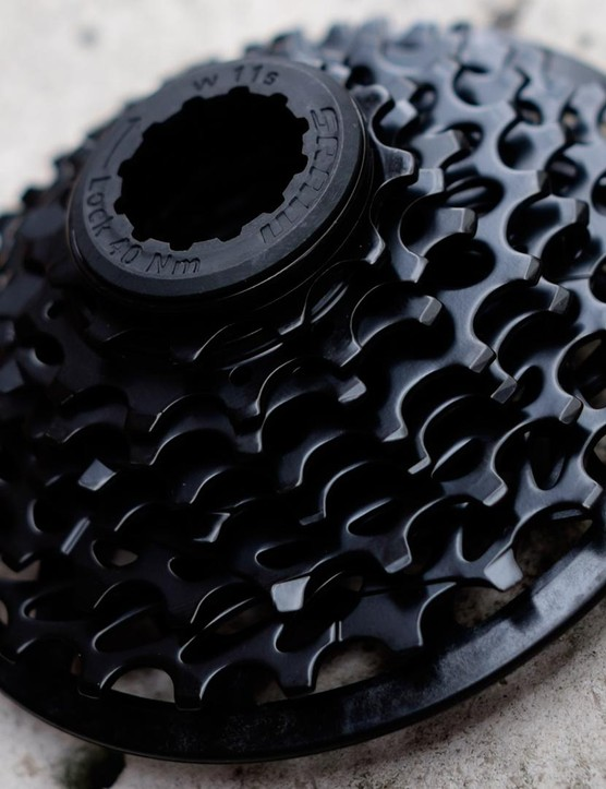 SRAM's PG-720 7-speed cassette
