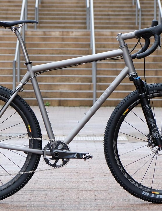 Moots' latest gravel project is designed for ultra-endurance events