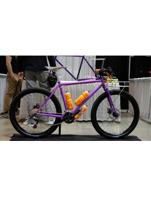 Adventure bikes are still going strong at NAHBS
