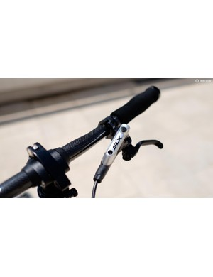 Shimano SLX stoppers are thoroughly proven in the world of mountain biking