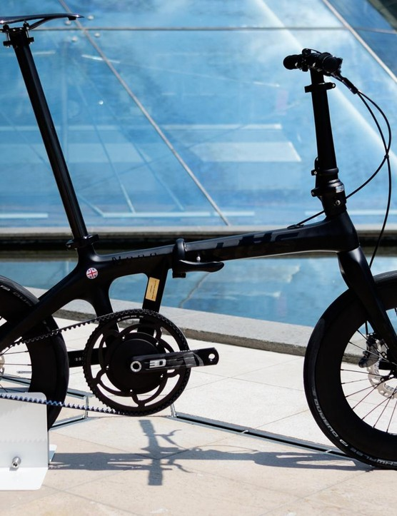 The Lios Nano 'Monaco' edition is an upgraded version of the Nano Superlite – according to Lios it weighs just 7.9kg