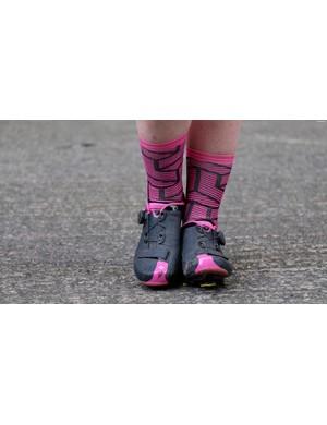 Matching socks, because #sockdoping