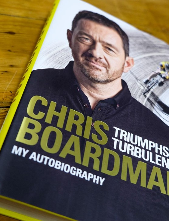 He's only gone and written a new book…