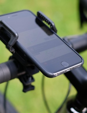 This universal phone mount from Olixar is a good bet if your phone is an unusual shape or size