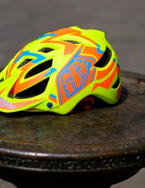 How loud is the new Troy Lee A1 MIPS helmet? Up to 11, we reckon